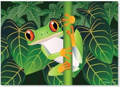 Melissa & Doug Red-Eyed Tree Frog Cardboard
