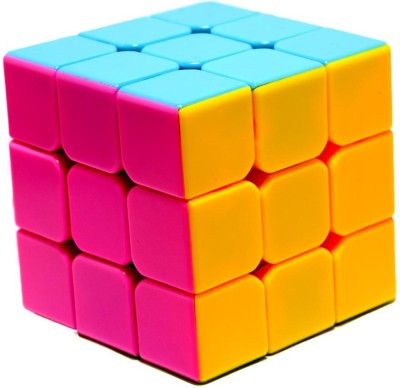 Sunny Super Smooth Pink Cube