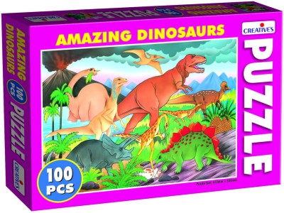 Creative's Amazing Dinosaurs