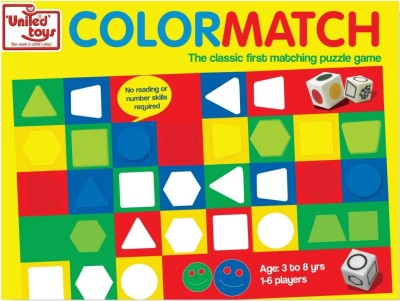 United Toys Color Match