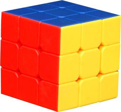 Qwistel infotech CB T-3 Rubik's Speed Cube Stickerless