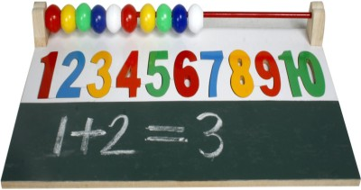 Tomafo Number With Beads & Black Board