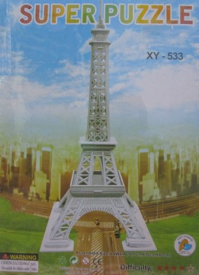 Edu Expert Junior - 3d Paper - Eiffel Tower XY533