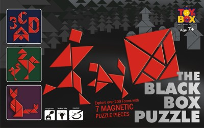 Toysbox The Black Box Puzzle