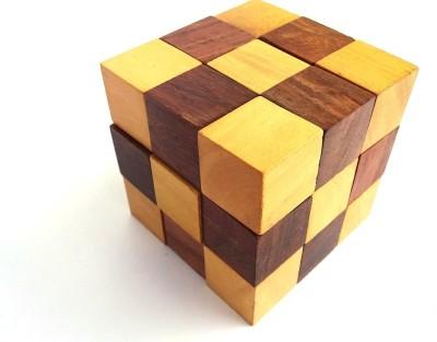 Woodpedlar Rubik Cube