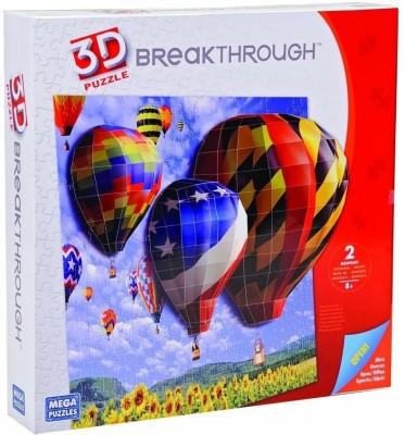 Mega Blocks Breakthrough 200pc Balloons Level2