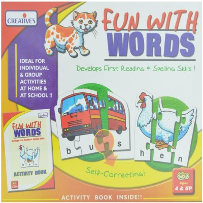 Creative's Fun With Words (72851)