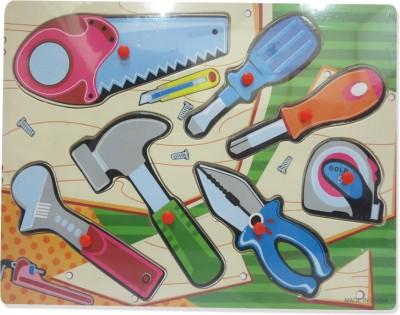 DCS Wooden Tools (Multicolor)