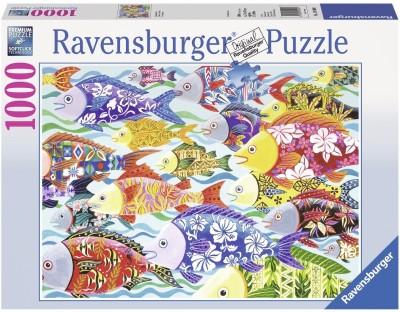 Ravensburger Hawaiian Fish Jigsaw Puzzle