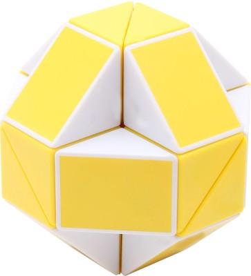 Casela Shenshu White Yellow Zig Zag