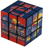 Game Day Outfitters Ncaa Kansas Jayhawks Toy Puzzle Cube (1 Pieces)