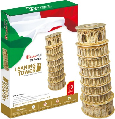 Frank Leaning Tower of Pisa