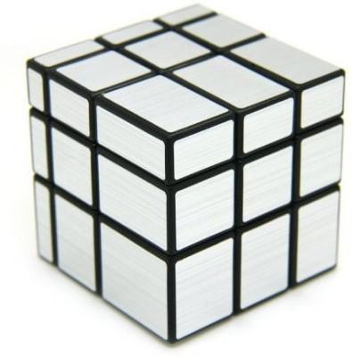 Shopaholic Magic Cube 7097A Silver