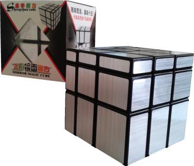 Vaibhav 3*3 Shengshou Silver Mirror Cube