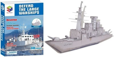 China Topwin 3D Puzzle-Defend Warships