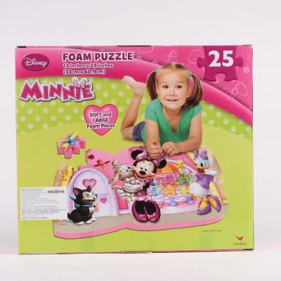 Disney Minne Mouse Foam Floor Puzzle