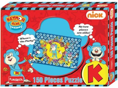 Funskool Keymon 150 Pieces Puzzle