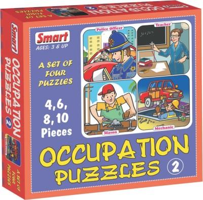 Smart Occupation Puzzles - 2