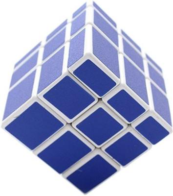 Taxton YJ Blue Mirror cube