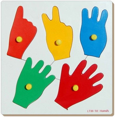Tomafo INSET TRAY MEDIUM-HAND (COUNTING FROM FINGER)