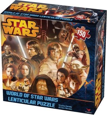 Disney World of Star Wars Circle of Friends