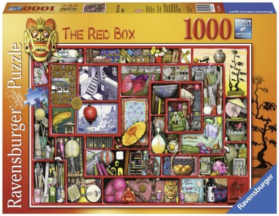 Ravensburger Colin Thompson The Red Box