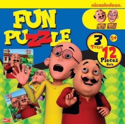 BPI Motu Patlu-Fun puzzle 1