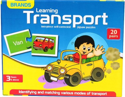 Brands Learning Transport
