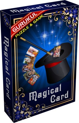 Rajkot Gurukul MAGIC CARD, MAGIC CUBE, MAGIC MURTI, IDEAL CHOICE