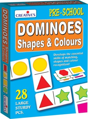 Creative's Dominoes Shapes & Colours
