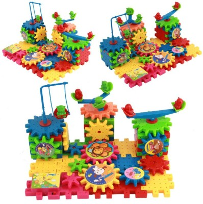 GoGo 3D magicbricks puzzle educational puzzle toy