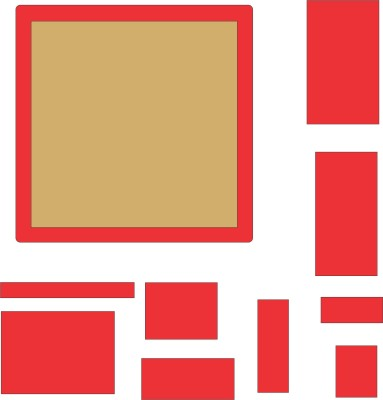 EcoJoy Square Puzzle