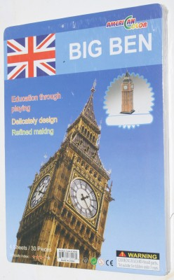 Edu Expert London Big Ben clock