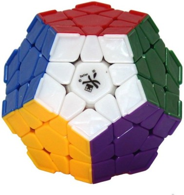 Dayan Megaminx (Ridges) Stickerless