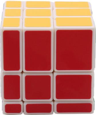 Toykraft Magic Pyramix White 3*3*3