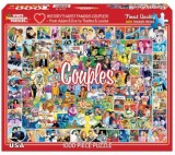 White Mountain Puzzles Couples - 1000 Pi...