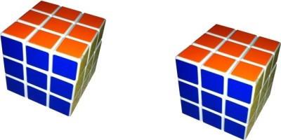 New Pinch Amazing Puzzle Cube - Set Of 2