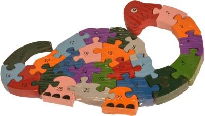 Kidken MDF Jigsaw Puzzle E