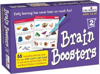 Creative's Brain Boosters 2