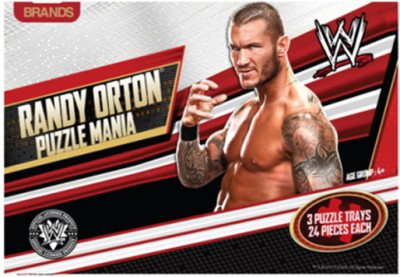 Brands WWE Randy Orton Puzzle Mania