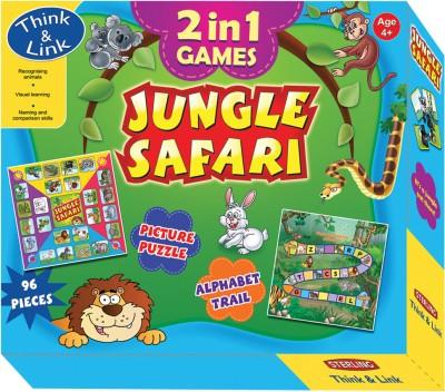 Sterling Jungle Safari