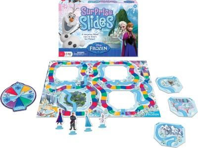 Disney Frozen Surprise Slides Wonder Forge