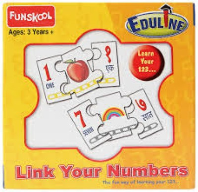 Funskool Link Your Numbers