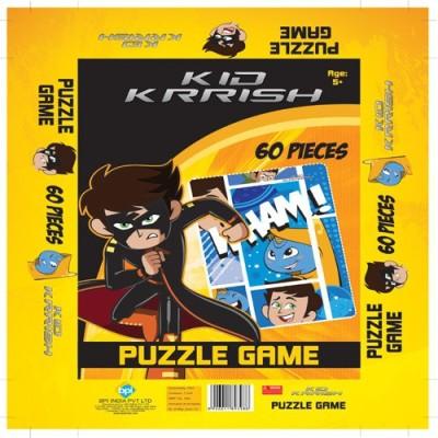 BPI Kid Krrish Puzzle Game-3988