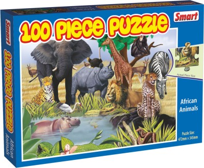 Smart African Animals