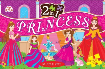 ART FACTORY 2 IN 1 PRINCESS