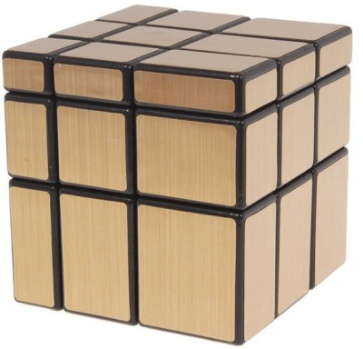 Lovely Collection Magic Cubes Golden