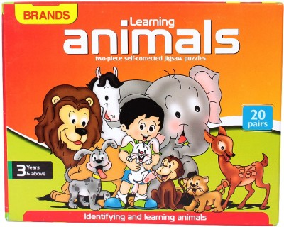 Brands Learning Animal