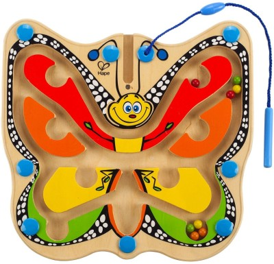 Hape Wooden Color Flutter Butterfly