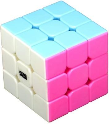 SCMU MoYu Mini Aolong (Stickerless Pink)